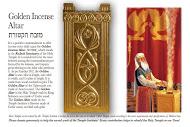 20. Tetzaveh   Exodo 27-20 a 30-10  Maravillas Escondidas en la Torah (5/6)