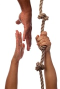 Extending a Hand to the One in Need