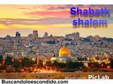 010216 Shabat Shalom