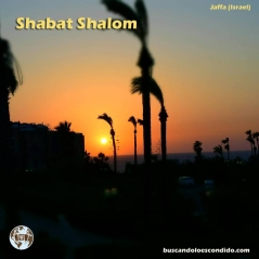 112015 Jaffa Israel Sunset