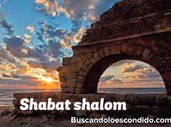 shabat shalom 052716