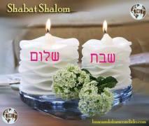 Shabat Shalom 082415