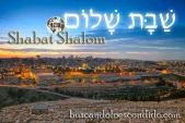 Shabat Shalom 083115