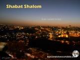 Shabat Shalom 111315 Jerusalen