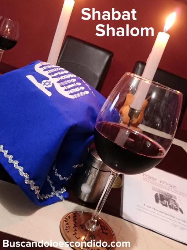 Shabat Shalom Jullio 07 2016