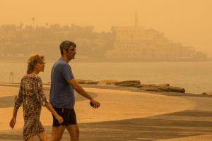 Así se ven las playas del mediterraneo.