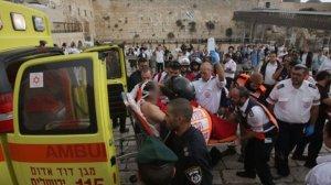 Mujer palestina asesina a 2 judíos