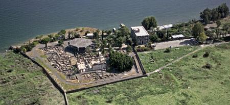 Capernaum-aerial view