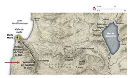 mapa sacrificio