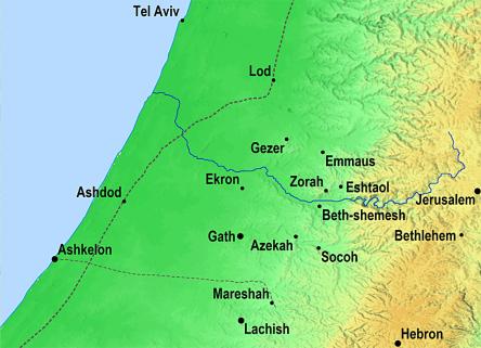 shephelah-d
