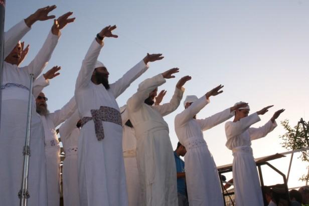 Bendición sacerdotal del korban pesaj