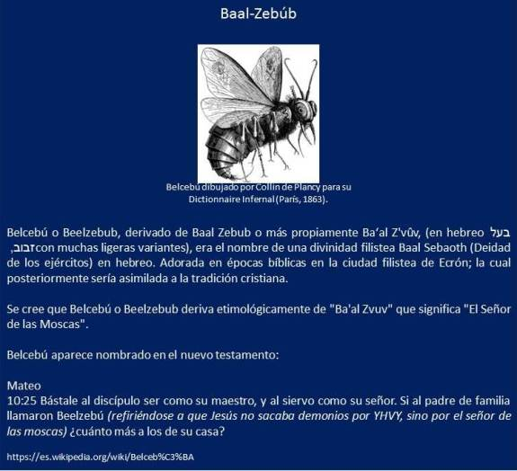 Baal Zebu