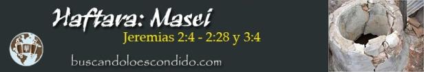 43.  Masei  Jeremias 2-4 a 28  y 3-4     Profetas_Los Libros Sellados