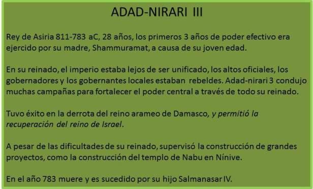 ADAD-NIRARI III