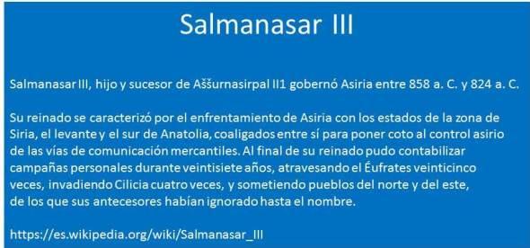 Salmanasar