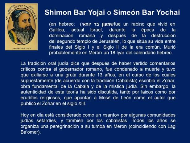 Simon Bar Yojai