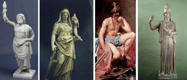 diosesromanos
