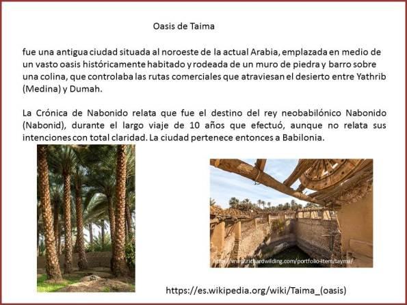 Oasis de Taima