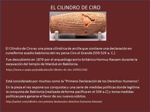 CILINDRO DE CIRO 1