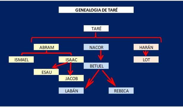 GENEALOGIA DE TARÉ