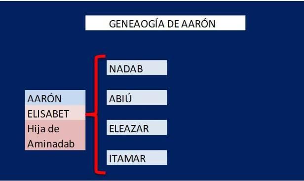 Genealogía de AARON